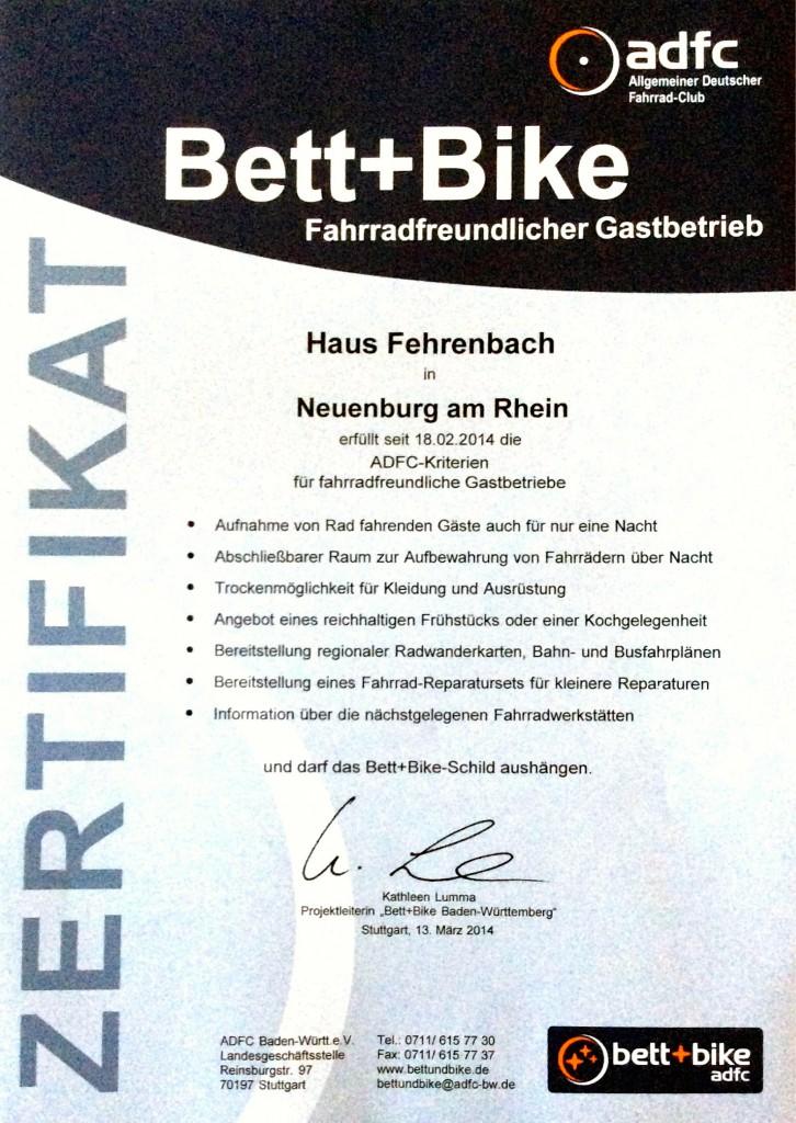 BettBikeZertifikat